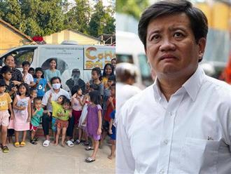 Ông Đoàn Ngọc Hải kể về các bé cô nhi viện ở Kon Tum: 'Một ngày 3 bữa ăn là 7.000đ/cháu, vậy mà họ chỉ mong ước được như vậy'