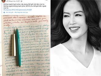 Phận đời truân chuyên của Hoa hậu Thu Thủy và dòng nhật ký viết tay khó hiểu những ngày cuối đời trước khi ra đi đột ngột