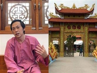 Hoài Linh từng phải vắt kiệt sức chạy show, 'bán mạng' đến nỗi 'da đụng xương' để có được 100 tỷ xây Nhà thờ Tổ