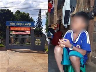 Vụ nam sinh nghèo lớp 5 bị giam học bạ: Chủ nhiệm 'tố' Hiệu trưởng làm trái lương tâm đạo đức nhà giáo, Chủ tịch huyện vào cuộc