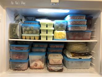 Bật mí bí kíp trốn cảnh nấu 'cơm ngày 3 bữa' với hộp đựng thực phẩm cất trữ đồ ăn