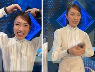 HOT: Khánh Vy xuất hiện trước giờ lên sóng tập đầu tiên của Đường Lên Đỉnh Olympia khẳng định mối quan hệ với tiền bối Diệp Chi