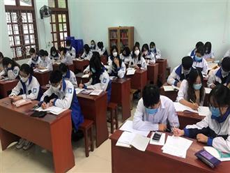 KHẨN: 2 địa phương thông báo cho học sinh nghỉ học vì xuất hiện nhiều F0
