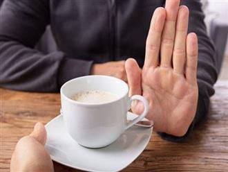 Những ai không nên uống cà phê?