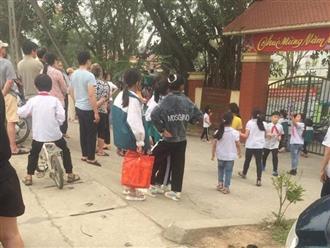 Vụ học sinh lớp 8 bị bạn đâm chết ở trường: Ông nội chạy về nhà, có bao nhiêu tiền thì mang hết vào viện cứu cháu nhưng không kịp