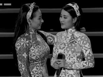 Một nữ ca sĩ nghẹn ngào hát tưởng nhớ Phi Nhung: 'Tiếng chị còn đây, người đâu mất rồi'