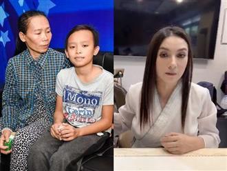 Xuất hiện thông điệp 'cầu cứu' của mẹ Hồ Văn Cường, Phi Nhung có màn đáp trả 'cao tay'