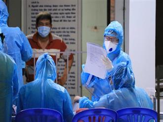 Nóng: Ngày 27/10, Việt Nam ghi nhận thêm 4.404 ca trong nước, có 2.052 ca trong cộng đồng