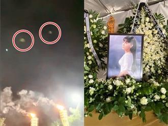 Nữ MC bồi hồi kể về điềm lành xuất hiện trong đám tang Phi Nhung, điều tương tự cũng xảy ra với Chí Tài
