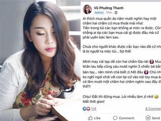 Nữ nhà văn Gào lên tiếng đáp trả cực gắt khi bị khách hàng tố 'phù phép' hàng Trung Quốc giá 'trên trời'
