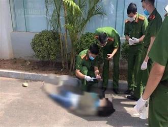 Thương tâm nữ nhân viên Trung tâm Kiểm soát bệnh tật Sơn La rơi từ tầng 7 xuống đất tử vong