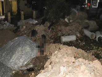 Hà Nội: Kỳ bí thi thể người phụ nữ tại khu đất trống mà bản thân từng đi quanh sáng cùng ngày