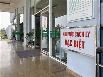 Nóng: Phong tỏa Bệnh viện Bệnh nhiệt đới Trung ương cơ sở 2