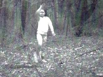 'Rợn người' với bức ảnh hồn ma vất vưởng trong rừng vắng và sự thật lộ diện sau một cuộc điện thoại
