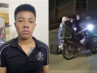 Nghi phạm cầm đầu nhóm cướp xe máy của nữ công nhân gom rác đã sa lưới