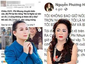 'Thánh mơ' Phương Hằng nổi đóa khi vướng nghi vấn 'trù ẻo' Phi Nhung, thật lòng gửi lời này đến nữ ca sĩ