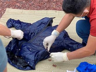 Kinh hoàng phát hiện một bộ xương người trôi dạt vào bờ biển Nghệ An
