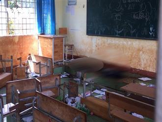 Nguyên nhân ban đầu vụ án thi thể thiếu nữ 17 tuổi phân hủy trong phòng học ở Đắk Lắk