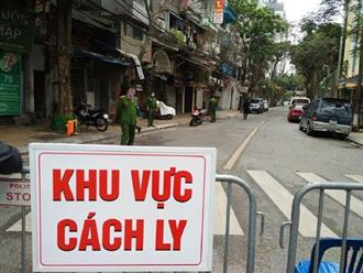 Ngày 5/8, Hà Nội có 71 ca nhiễm Covid-19, trong đó 38 ca tại cộng đồng