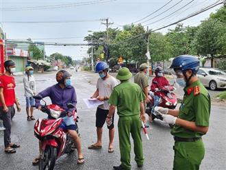 Bắt đầu từ ngày 28/7, Đồng Nai khuyến cáo người dân không ra đường sau 18h