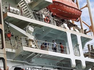 TPHCM: Phát hiện 3 thuyền viên dương tính trên tàu trở về từ Philippines