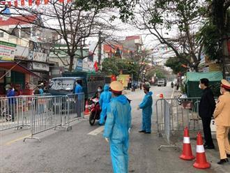 Sau khi phát hiện 17 ca mắc mới, Bắc Ninh ráo riết tìm người đến 26 địa điểm có liên quan