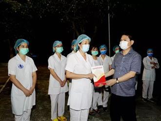 Ghi nhận 'ổ dịch' chưa rõ nguồn lây, Hà Nam phong tỏa một xã gần 10.000 người