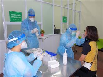 Chiều ngày 29/7, Hà Nội ghi nhận thêm 7 ca mắc COVID-19 đều phát hiện tại cộng đồng