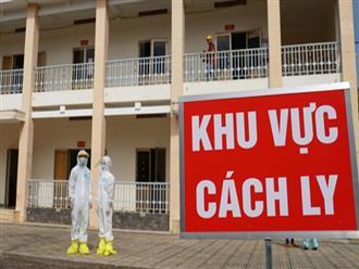 Tối ngày 16/6, Việt Nam thêm 155 ca mắc COVID-19