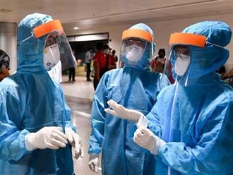 Đắk Nông: 4 nhân viên y tế dương tính với COVID-19