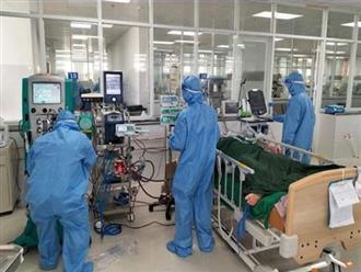 Tin vui: Thai phụ 31 tuần là người đầu tiên ở Đồng Nai áp dụng kỹ thuật 'Tim phổi nhân tạo ECMO' đã xuất viện