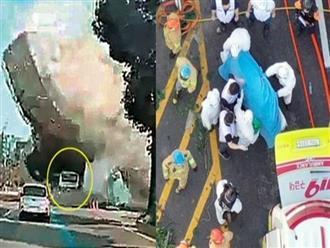 Cuộc gọi cuối cùng trước thảm họa đổ nhà 5 tầng ở Hàn Quốc của nạn nhân nhỏ tuổi nhất: 'Chốc nữa gặp bố ở nhà nhé. Con yêu bố'