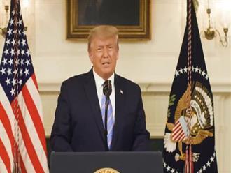 Tổng thống Trump lần đầu công khai thừa nhận thất bại, hé lộ về hành trình phía trước