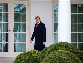"""Tổng thống Trump đáp trả """"mạnh miệng"""" ngay sau khi Quốc hội xác nhận chiến thắng cho ông Biden"""