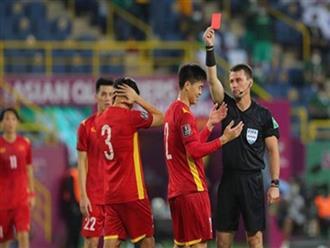Trang chủ AFC chỉ ra lý do Duy Mạnh phải nhận thẻ đỏ 'cay đắng'