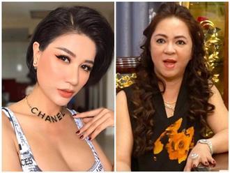 Trang Khàn bất ngờ 'bênh' bà Phương Hằng: 'Vợ chồng bà ban đầu tâm thiện làm việc tốt cho đời, bị lừa là người ta ức thôi'