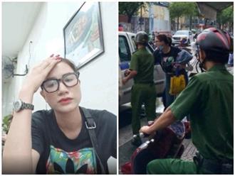 Trang Khàn lên tiếng về việc 'bị mời lên công an phường'