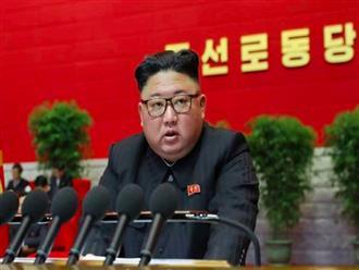 Triều Tiên công khai quyết tâm làm giàu kho vũ khí hạt nhân