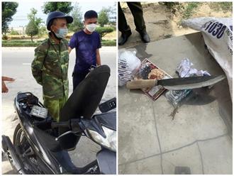 Phát hiện kẻ trộm xe máy ở Nghệ An khi đang định 'thông chốt' tại Quảng Nam