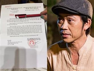 Xôn xao văn bản mới nhất quanh ồn ào tước danh hiệu NSƯT của Hoài Linh