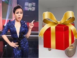 Việt Hương khoe được khán giả tặng quà nhưng lại khiến CĐM cười không nhặt được mồm, nguyên nhân vì sao?