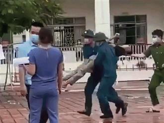Xác định danh tính người lan truyền clip sai sự thật về việc tiêm vắc xin Sinopharm phải cấp cứu ở Quảng Ninh