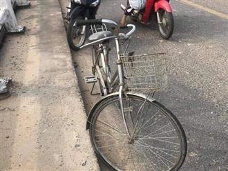 Bỏ lại xe đạp, nam sinh lớp 10 gieo mình xuống sông tự tử