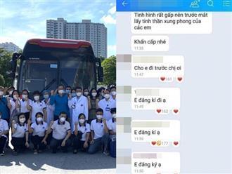 Các y, bác sĩ Hà Nội 'giành giật' nhau đi chi viện cho phía Nam: 'Cho em đi trước chị ơi'