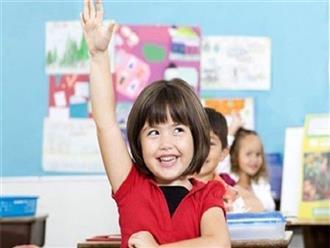 5 kỹ năng cần thiết bố mẹ nên rèn luyện cho con để giúp bé yêu thông minh lại tự tin hơn trước đám đông