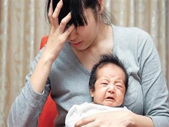 Nguyên nhân khiến phụ nữ dễ trầm cảm sau sinh, căn bệnh nguy hiểm mẹ bỉm không nên bỏ qua