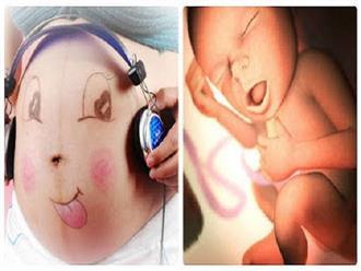 Trải nghiệm thú vị của bà bầu và những điều thai nhi có thể học được ngay từ khi còn trong bụng mẹ