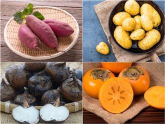 4 loại củ quả không nên ăn vỏ, tiết của kẻo lại rước bệnh vào người