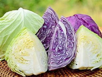 4 loại thực phẩm đại kỵ không nên ăn cùng với bắp cải kẻo rước bệnh vào người