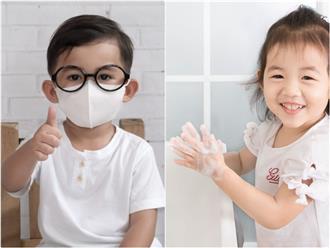 Dạy con cách bảo vệ bản thân và nâng cao sức đề kháng trong mùa dịch Covid-19